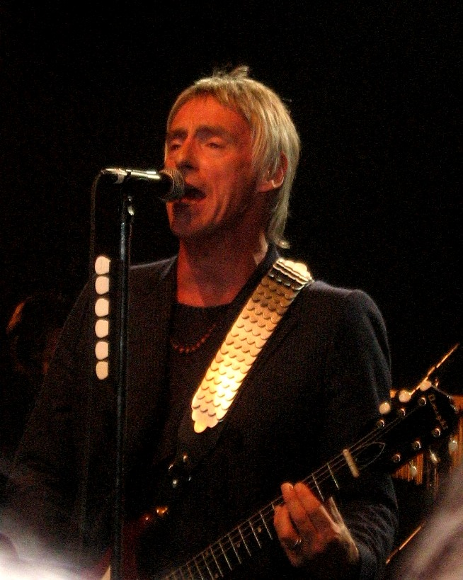 Paul Weller Modfather In The Key Of He