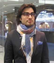 Philip scarf