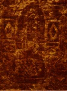 16th C Italian velvet