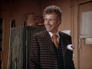 """""""He's a great tailor with a lousy sense of direction.""""  - Hawkeye Pierce, MASH"""