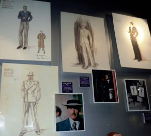 Oscar winning The Sting costume designs