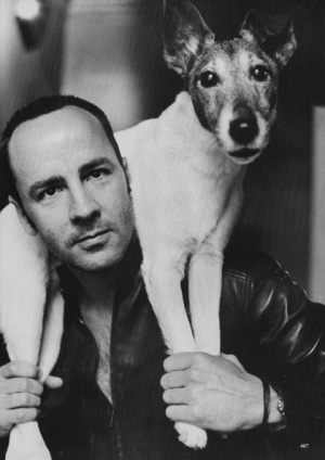 Tom Ford by Helmut Newton