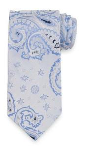 Paul Frederick paisley tie