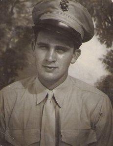 WW2 military man